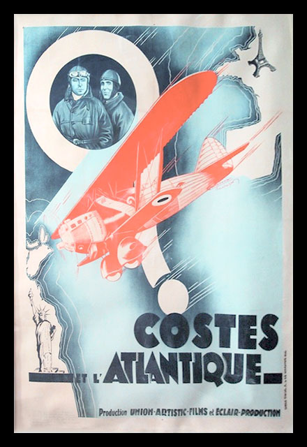 Costes and the Atlantic